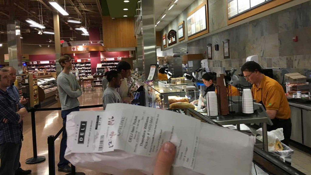 How to experience the childbirth-like joy of ordering a Publix sub online