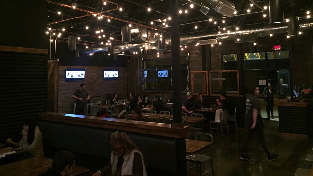 Seoul Food Meat Co. is now open. View menu, food, interior and Asian craft beer list