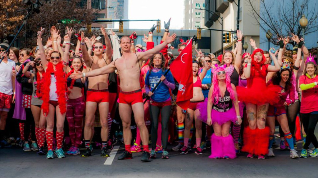 Agenda Weekender: 33 things to do including Cupid's Undie Run, Drunk In Love Bar Crawl and Galentine's Day