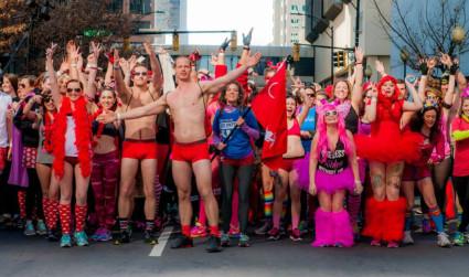 Agenda Weekender: 33 things to do including Cupid's Undie Run, Drunk...