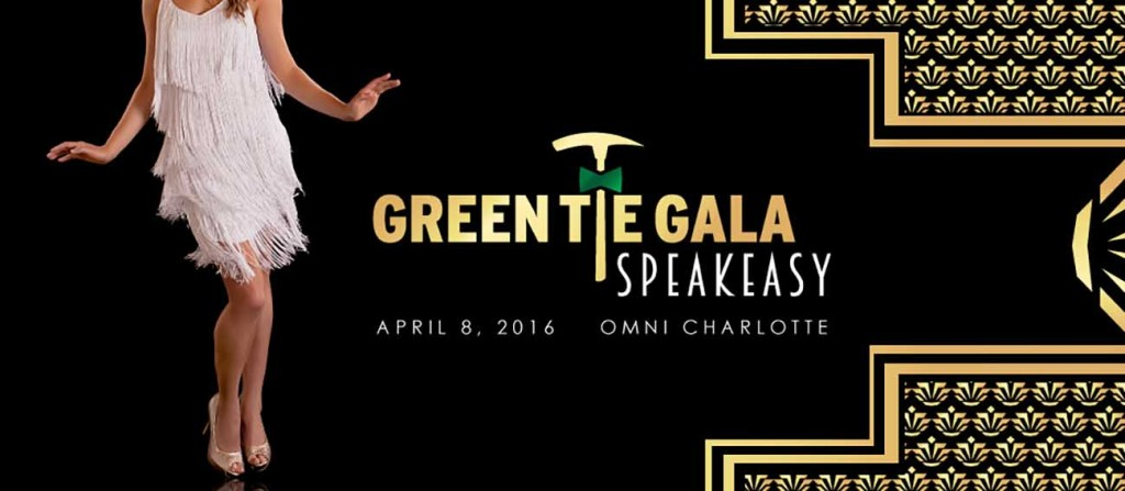 Party speakeasy style and raise funds for UNC Charlotte student scholarships.