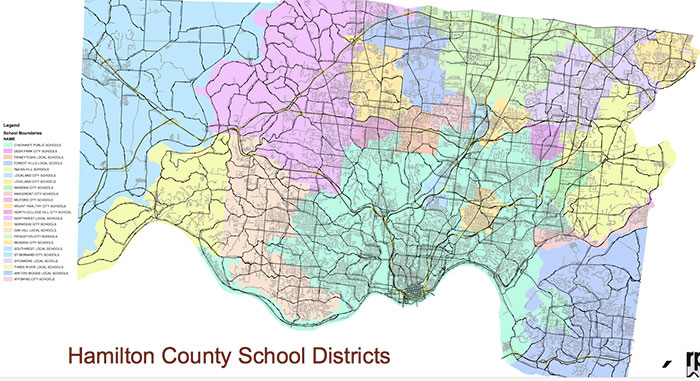 Hamilton-County-School-District-Map