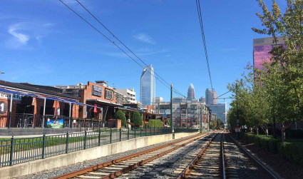 2016 is going to be a huge year for the Rail Trail. Check out three projects now underway