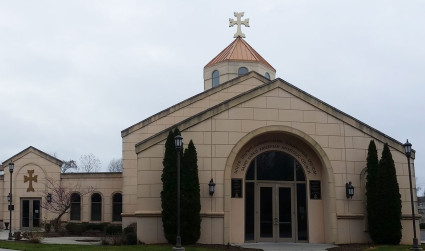 Going to Yiasou Greek Festival? Learn about the Orthodox church hosting...