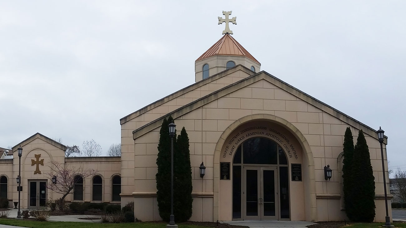 Going to Yiasou Greek Festival? Learn about the Orthodox church hosting it