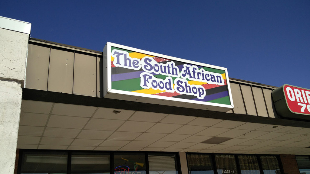 The South African Food Shop in Matthews filled a national void in international cuisine