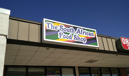 The South African Food Shop in Matthews filled a national void...