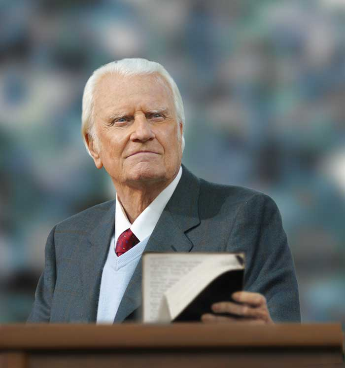 Wheaton College remembers Rev. Billy Graham
