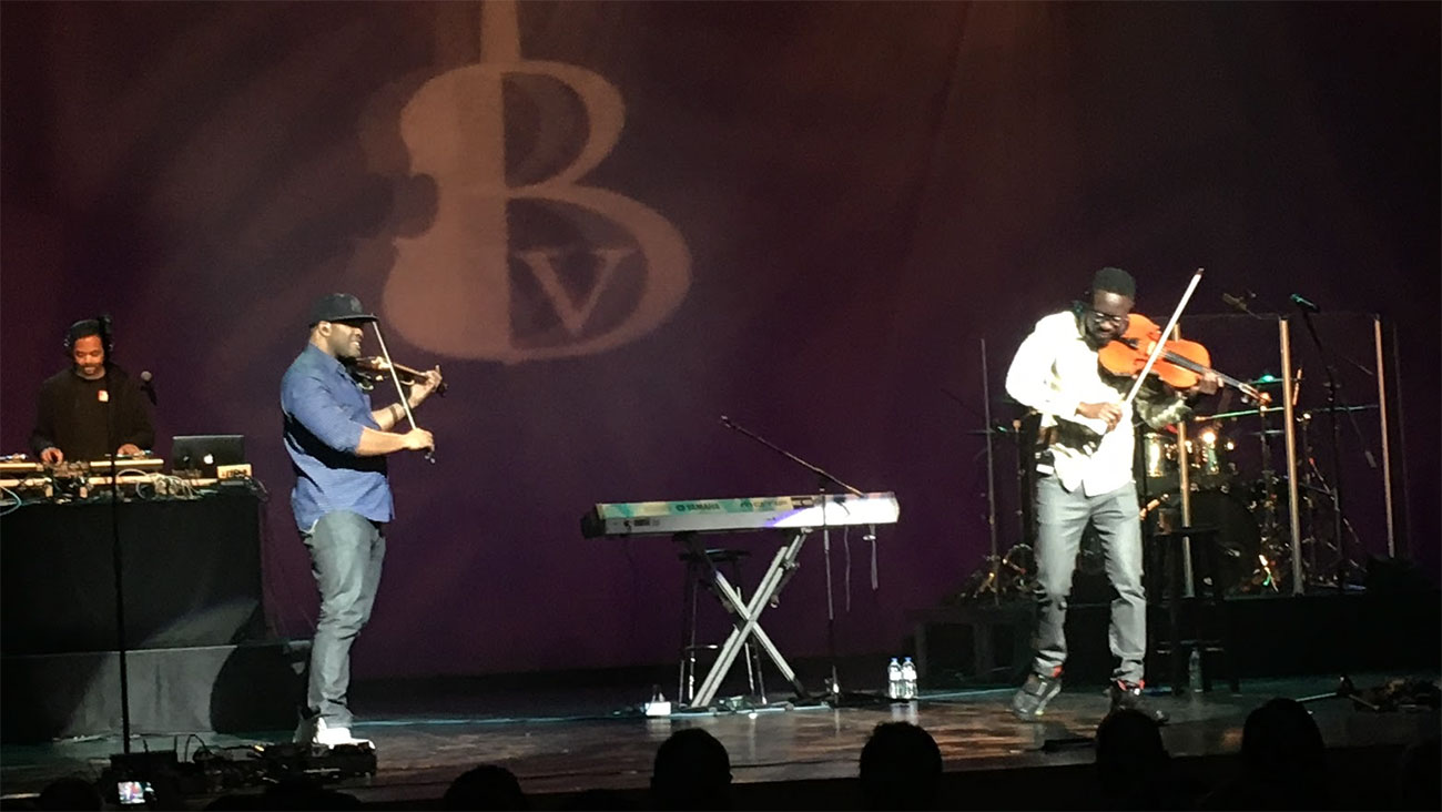 Here's how Black Violin's performance in Charlotte changed the game on respectable classical music