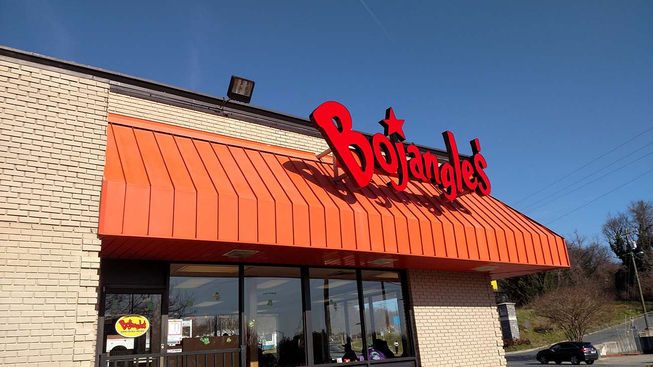 Image result for Bojangles' store