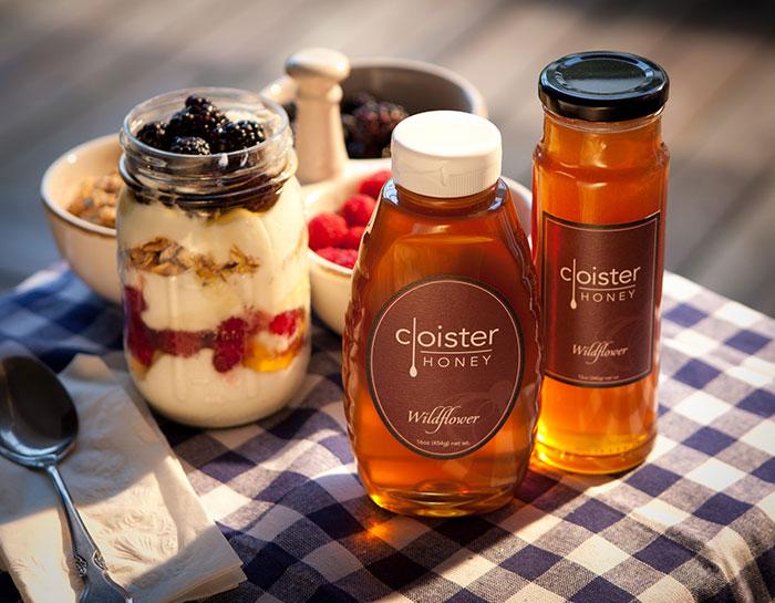 cloister-honey