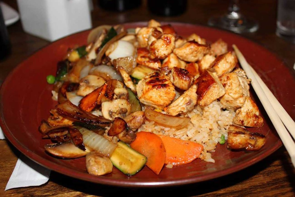 6 hibachi spots in and around Charlotte, mapped