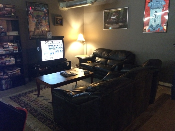 abari game bar living room