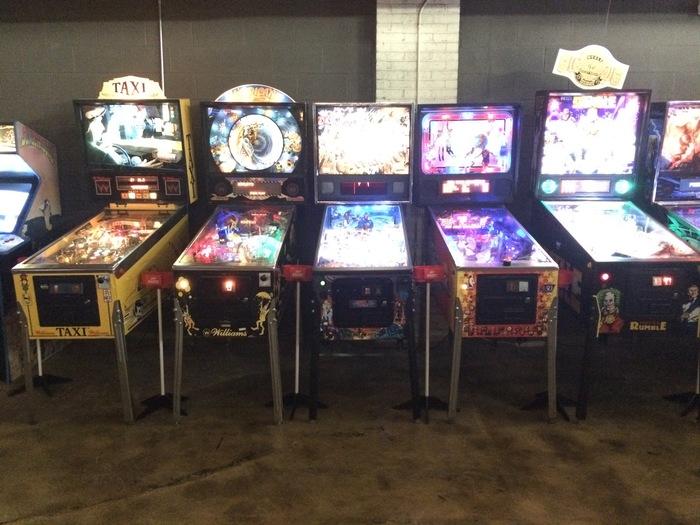 abari pinball machines