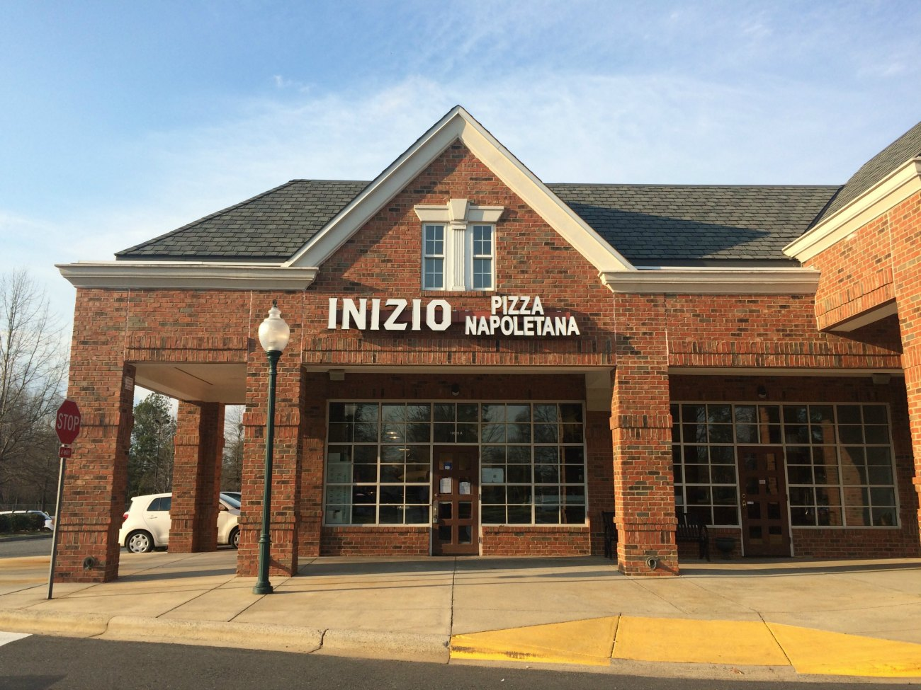 Inizio is bringing true Neapolitan style pizza to south Charlotte