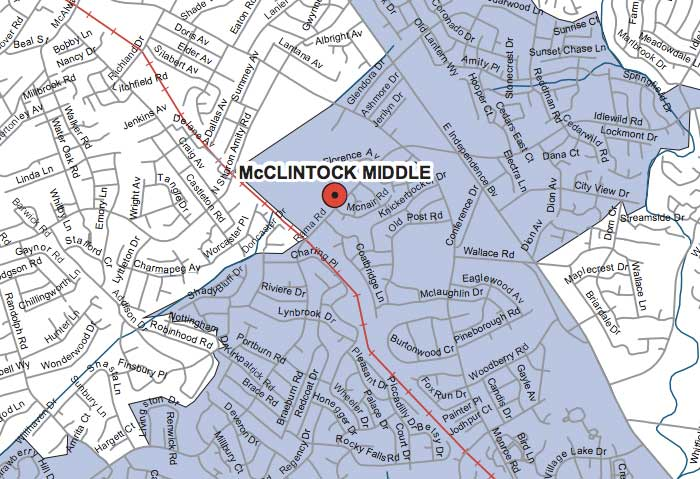 mcclintock-middle-boundary