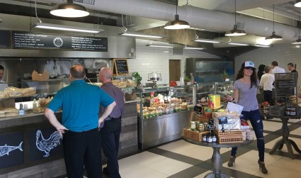 Meat and Fish Counter to turn itself into full-service restaurant