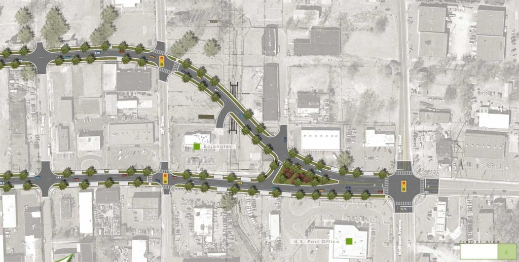 North Tryon Street is about to get a little facelift