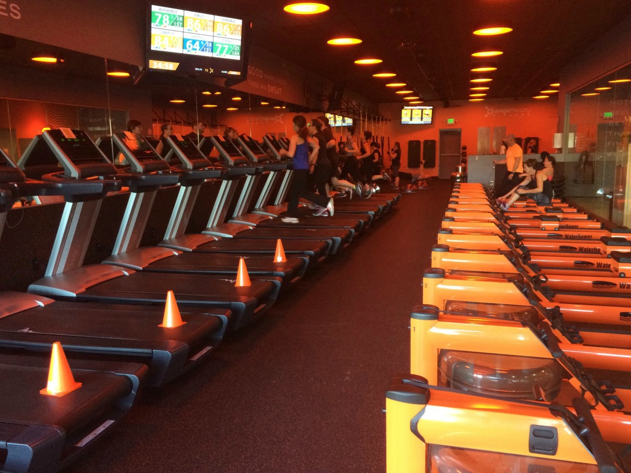 OrangeTheory is the ultimate data-driven workout for fans of the quantified self