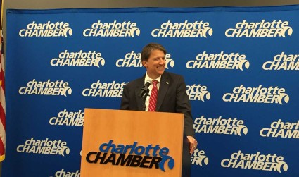 Does Lake Norman regret booting Pat McCrory from office?