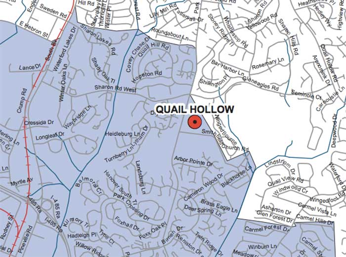 quail-hollow-middle-boundary