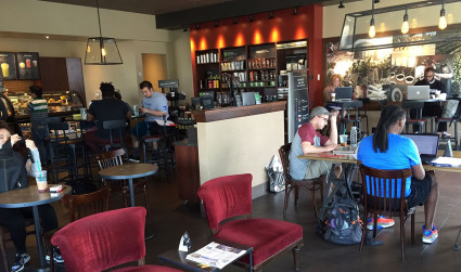5 best coffee shops in the University area to work from