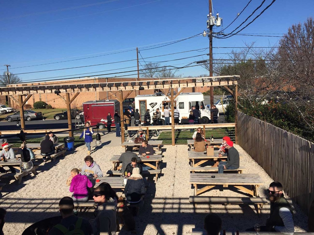 Why Sycamore Brewing chose to scale back its Food Truck Friday