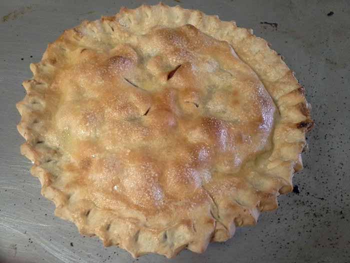 Photo via Divine Pies Bakery Facebook page