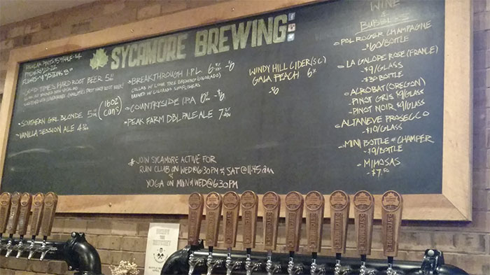 April-11-Sycamore-tap list