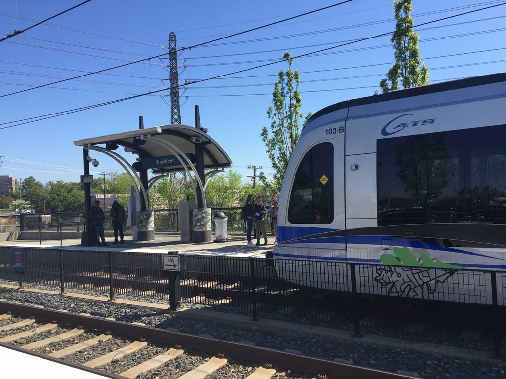 Why CATS is shutting down the light rail for two whole weekends