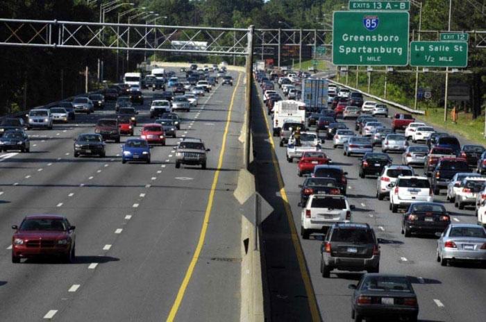 Charlotte-Traffic