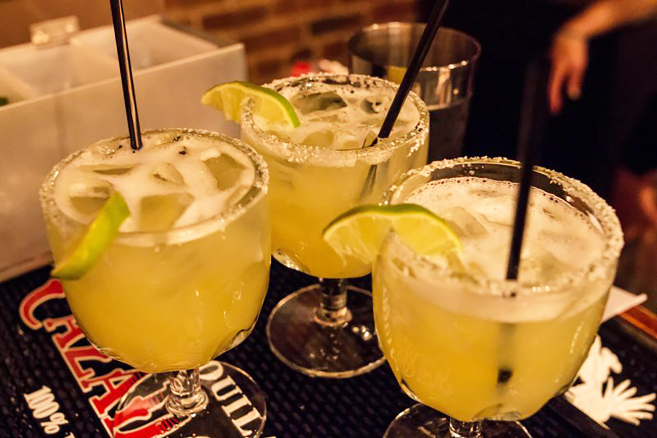 It's getting warm, so cool off with a perfect margarita on special from these five spots