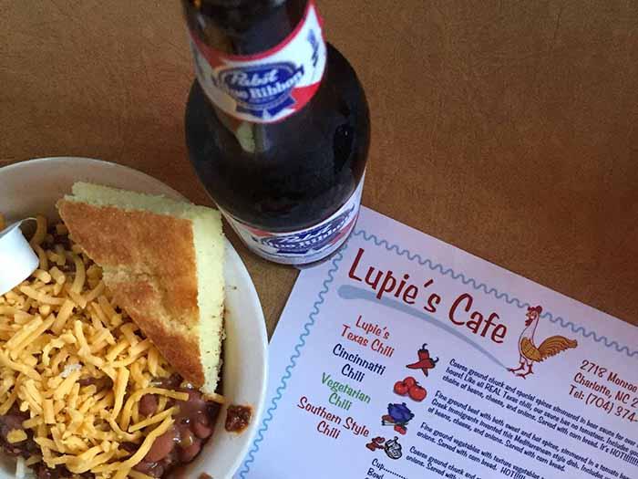 Lupie's