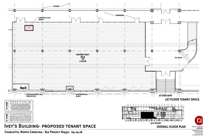 Iveys-Restaurant-Tenant-layout
