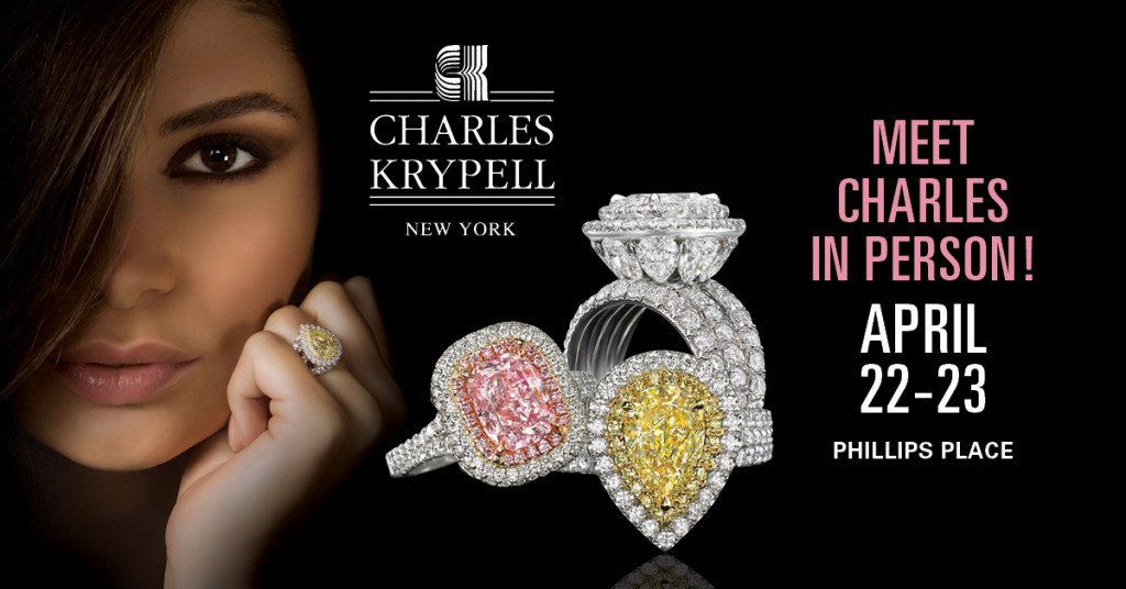 Trunk show: Meet jewelry designer Charles Krypell in person