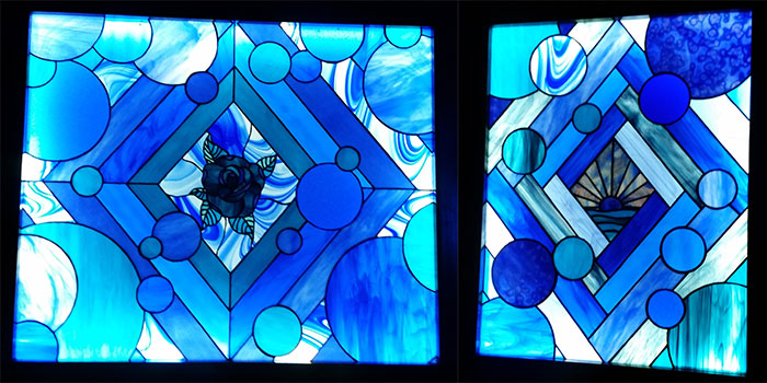 blue-stained-glass-art-hole