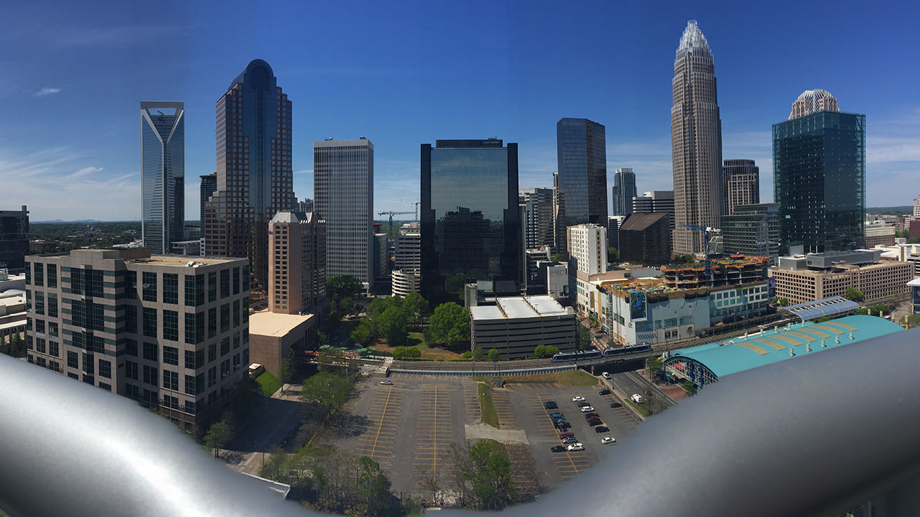 What it's like coming home to a completely new Charlotte