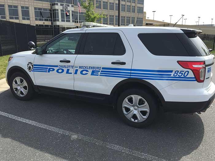 cmpd-police-car