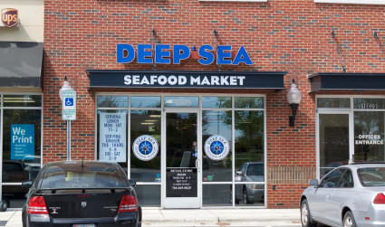 Deep Sea Market is a true catch even 200 miles from...