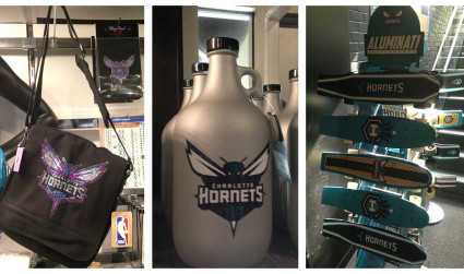 9 items of offbeat Hornets gear at the team shop