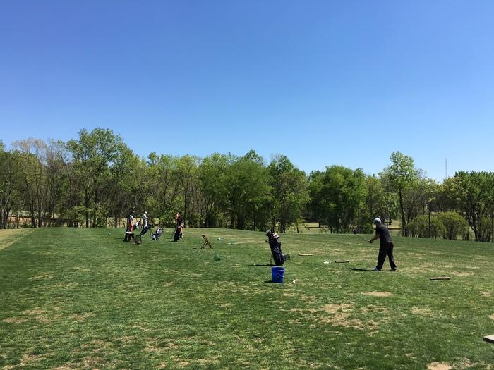 golf driving range renaissance park