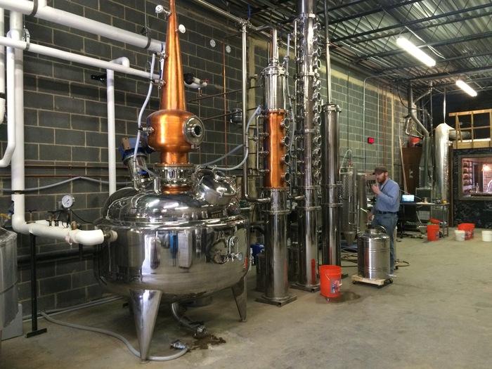 doc porters distillery