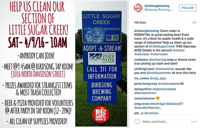 little-sugar-creek-clean-up