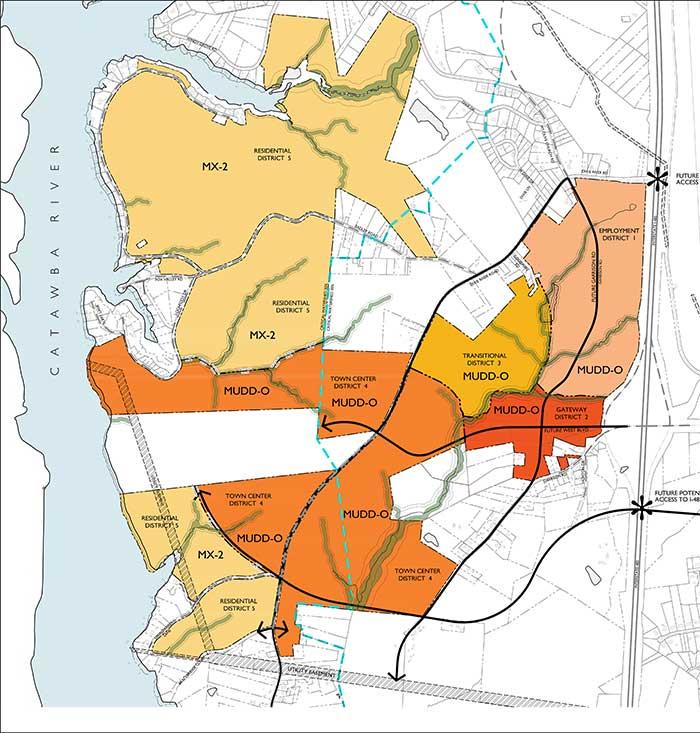 river-district-site-plan