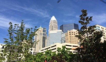 Here's how Charlotteans spend money over the course of a week