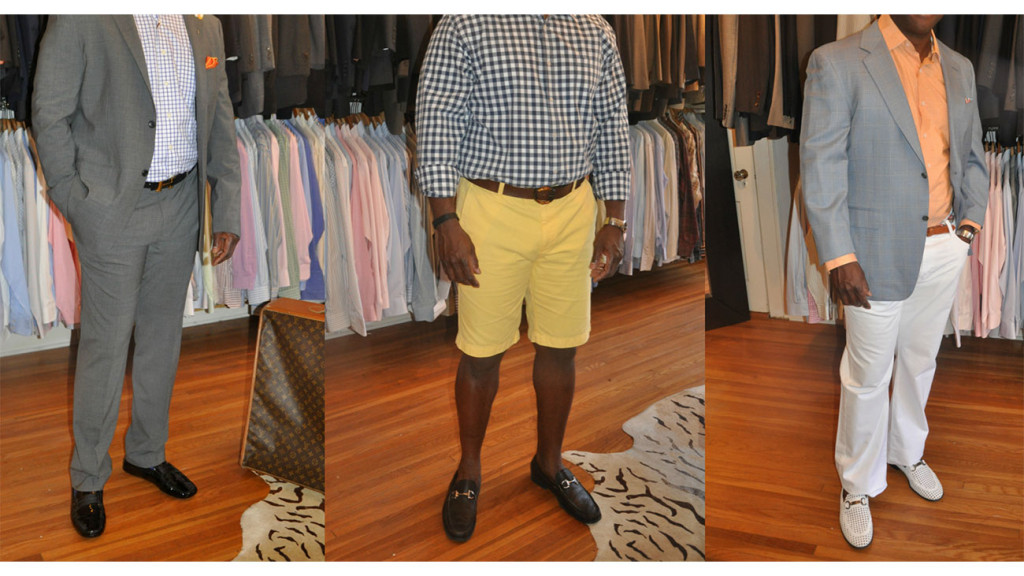 3 men's fashion looks for spring – all on consignment at Revolve