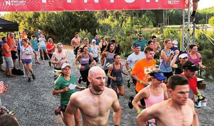 Wild Vine Trail Race