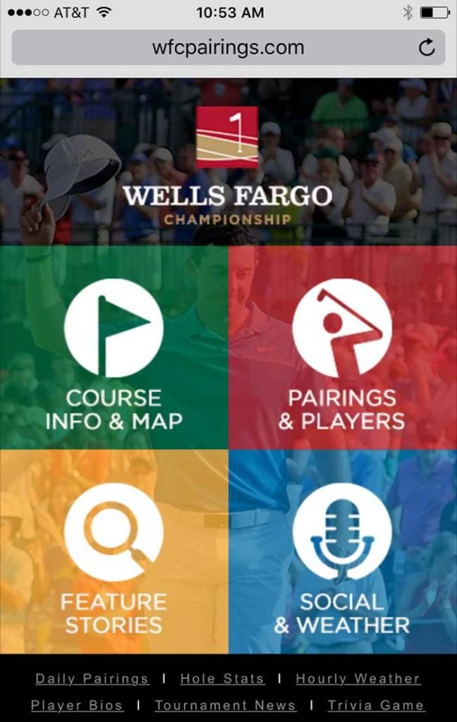 wfcpairings-golf-web-app