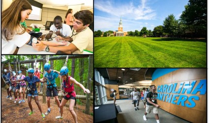 Apply today: Wake Forest Summer Immersion Program for High School Students