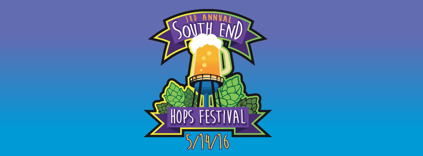 3rd Annual South End Hops Festival. Grab the promo code for $5 off.